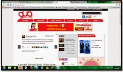 Jenis Jenis Laman Web Sk Sultan Hisamuddin Alam Shah